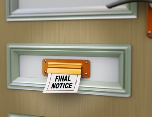 Denver Tax Attorney   What Do I Do If I Receive A Notice From the IRS?